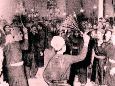 ماه محرم و آداب و رسوم مردم تهران قدیم