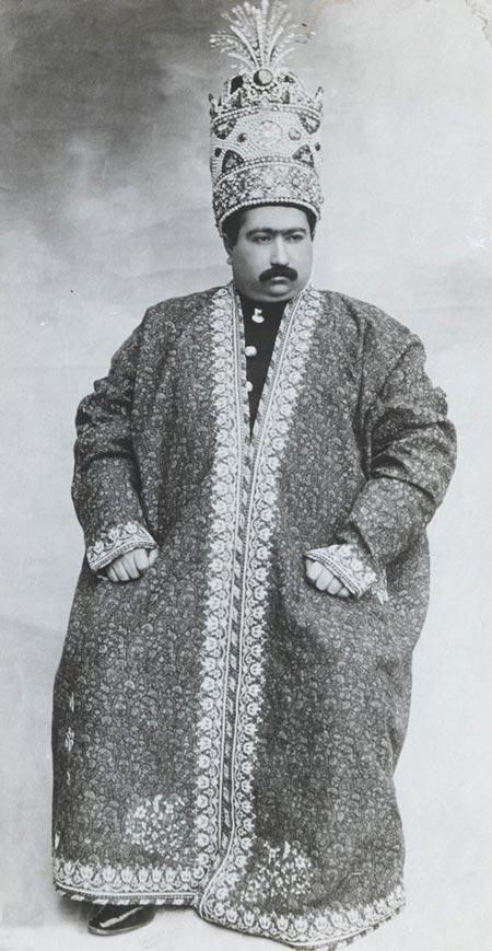 محمدعلی شاه قاجار وعلت خلع شدن او + تصاویر