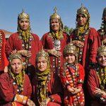 هودی خوانی | لالایی های مادران ترکمن