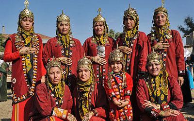 هودی خوانی   لالایی های مادران ترکمن