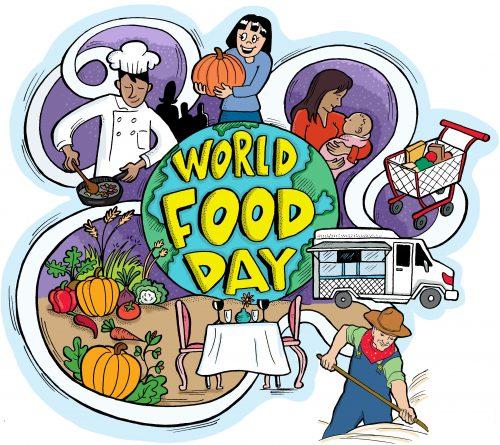 روز جهانی غذا در ۱۶ اکتبر