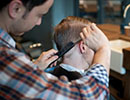 کوتاه کردن موی مردان را چه کسی مرسوم و باب کرد؟
