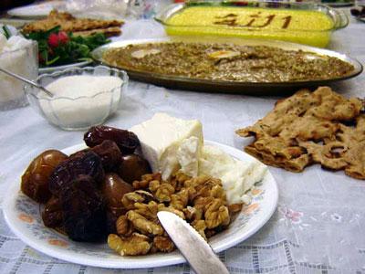 ماه رمضان و آداب و رسوم مختلف مردم در این ماه پر برکت