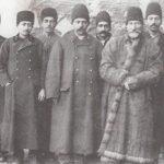 زمان قاجار و پوشش مردان در آن زمان چگونه بوده است؟