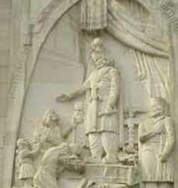 عدالت در زمان هخامنشیان چگونه بوده است؟
