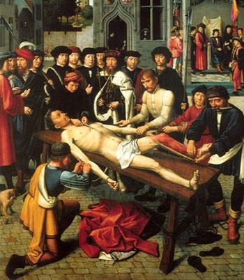 ترسناک ترین شکنجه ها در قرون وسطا + تصاویر