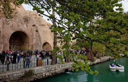 کرمانشاه و مردم آن در ایام عید نوروز چه آداب و رسومی دارند؟