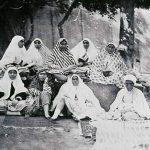 زنان قاجار بر چه اساسی برای حرمسرا انتخاب میشدند؟ + تصاویر