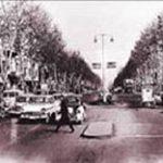 تهران و قدیمی ترین خیابانش که بلند ترین خیابان خاورمیانه است + عکس