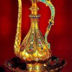 جواهرات گران قدر در موزه ملی از تاج فرح تا هزاران جواهرات دیگر + تصاویر