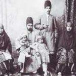 تهرانیان قدیم چه می پوشیدند؟