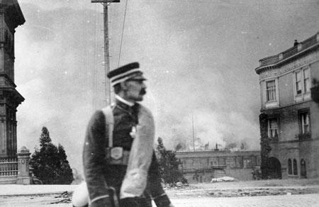 سانفرانسیسکو در ۱۱۰ سال قبل و فاجعه ی بزرگ + تصاویر
