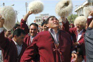 با مراسم های ازدواج در بین ترکمن ها آشنا شوید