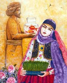 شعرهای زیبای عید نوروز