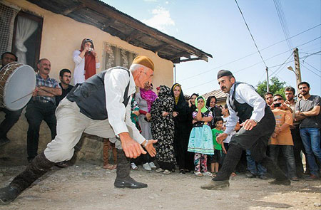 مازندران | آیین سنتی فردینما طبری به روایت تصاویر