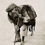 گدایی در ایران باستان جایگاهی داشته است؟