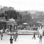 عکس های زیبا و تاریخی از کارناول تاریخی رضا شاه در سال ۱۳۱۱