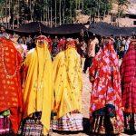 آداب و رسوم عروسی در کهنوج در استان کرمان