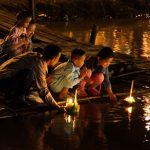 جشن ماه کامل یا لوی کراتونگ در تایلند چگونه برگزار می شود؟