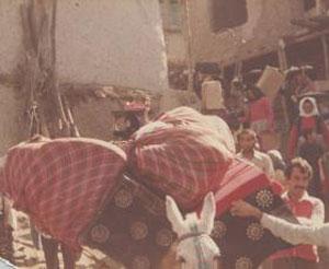 آداب و رسوم عروسی در ملامحله