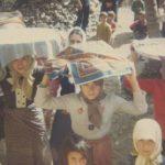آداب و رسوم عروسی در ملامحله استان گیلان