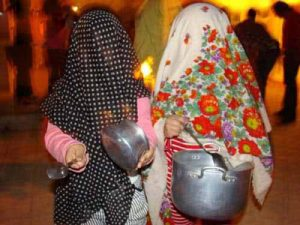 مراسم شب یلدا در استان لرستان