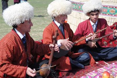 نگاهی به آداب و رسوم مردم ترکمنستان در ایام نوروز
