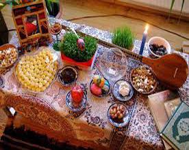 آداب و رسوم استان قزوین در ایام نوروز