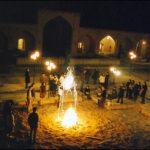 آداب و رسوم چهارشنبه سوری در شهرهای ایران