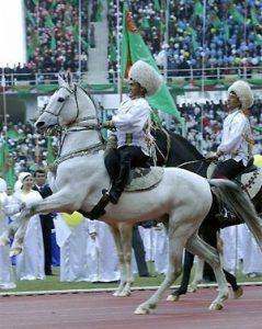 جشن نوروز در ترکمنستان