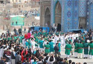 سنتهای نوروزی در افغانستان
