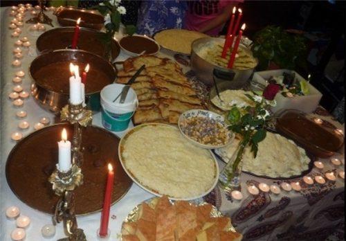 سنتهای زیبای نوروزی در افغانستان