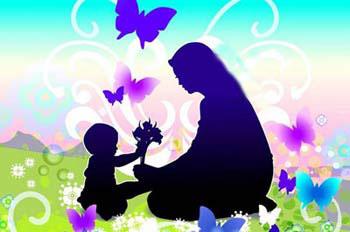 شعر زیبای علی شریعتی در مورد مادر