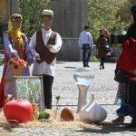 رسوم عید نوروز در آذربایجان غربی
