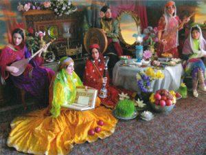عید نوروز در ایران باستان