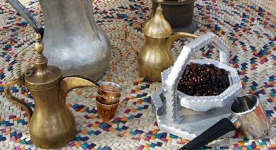 مراسم قهوه خوری در خوزستان