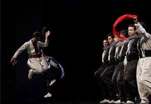 مراسم محلی هه لپرکی استان کردستان
