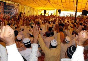 جشنهای نیمه شعبان در پاکستان