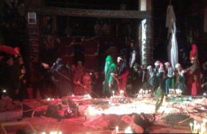 مراسم های تاسوعا و عاشورا در تفرش