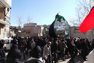 آداب و رسوم تفرش در تاسوعا و عاشورای حسینی