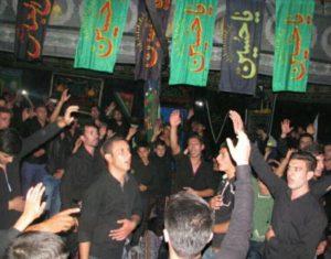 آداب و رسوم مردم گیوی در ماه محرم