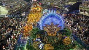 جشن ریو برزیل