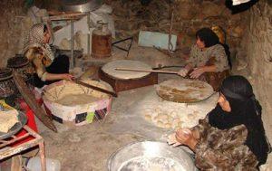رسوم مردم کردستان در ماه رمضان