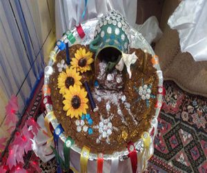مراسم حنابندان به سبک ایرانی