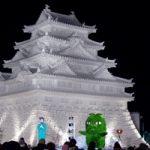 جشنواره برف ساپورو در ژاپن