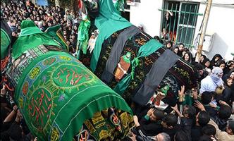 آداب و رسوم مردم استان مرکزی در محرم حسینی