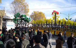رسوم مردم استان مرکزی در محرم