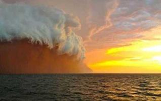 شعر زیبای طوفان از یاسر قنبرلو