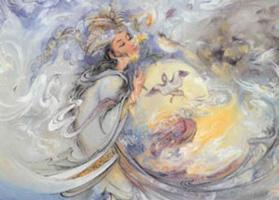 حدیث زلف جانان شعری زیبا از شیخ محمود شبستری