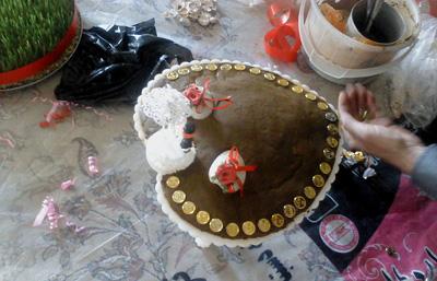 مراسم حنابندان در سوادکوه